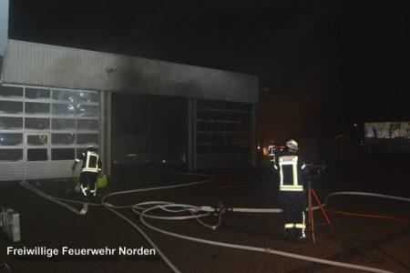 Werkstattbrand, 15.12.2016