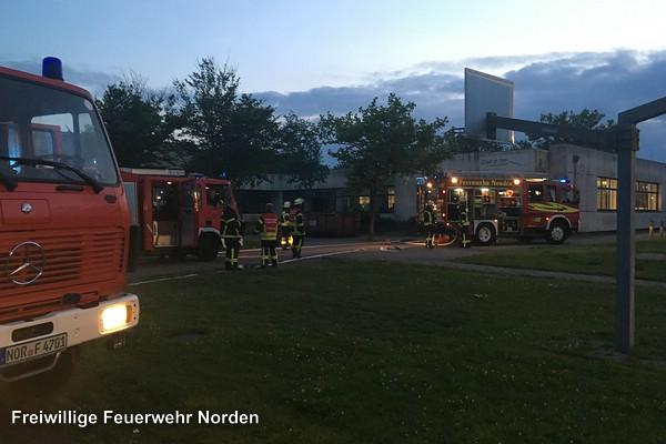 Zimmerbrand, 22.06.2016