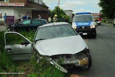 Verkehrsunfall, 26.06.2017