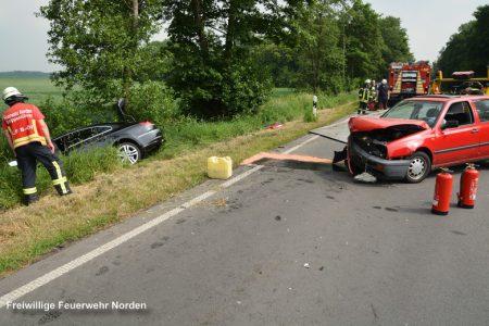 Verkehrsunfall, 30.05.2018