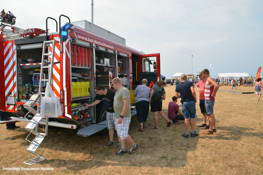Norddeicher Feuerwehrtage 2018