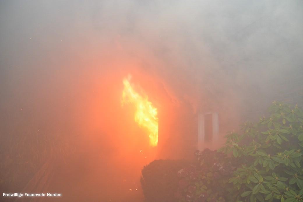 Küchenbrand, 06.11.2018