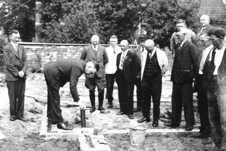 Historischer Fund von 1937