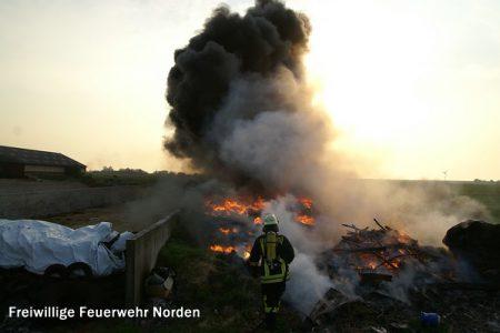 Großbrand, 24.04.2011