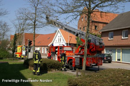 Unterstützung Rettungsdienst, 19.04.2011