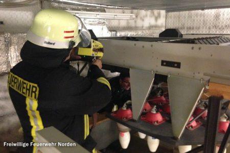 Enstehungsbrand in Bowlingbahn, 04.04.2015