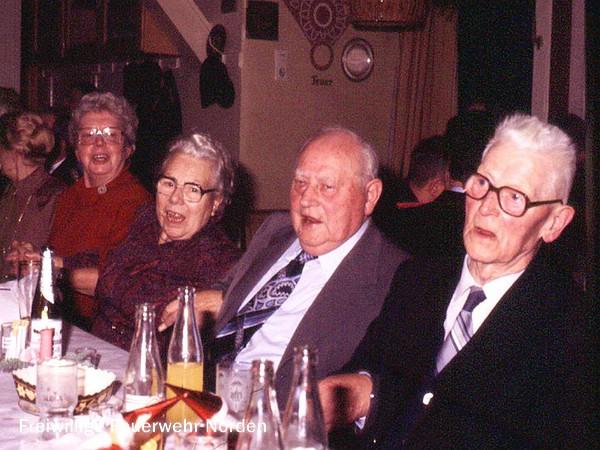 Alters- und Ehrenabteilung