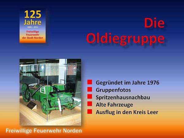 Oldie-Gruppe