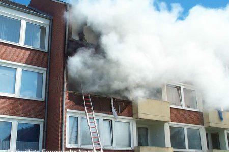 Brandeinsätze 2001 - 2008