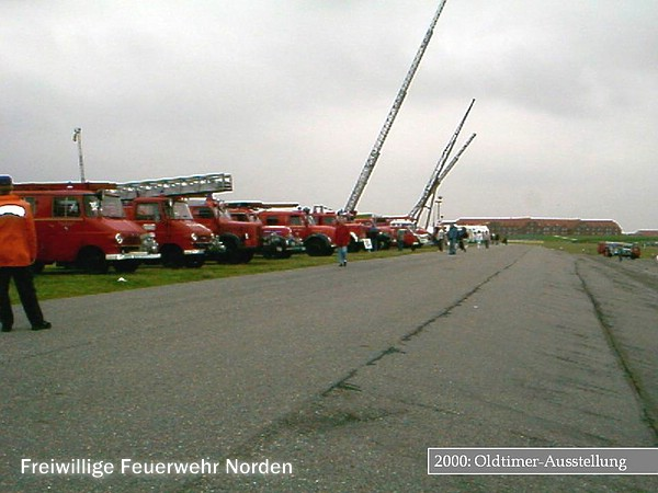 Norddeicher Feuerwehrtage