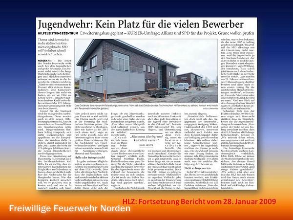 Presseberichte 2009