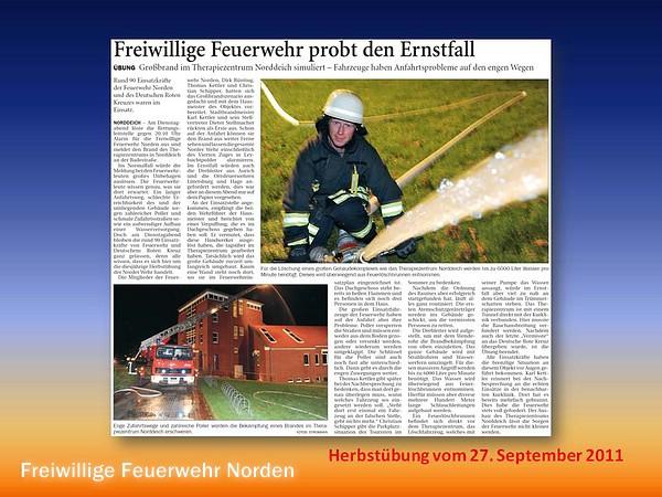 Presseberichte 2011