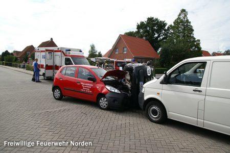 Verkehrsunfall, 15.08.2011