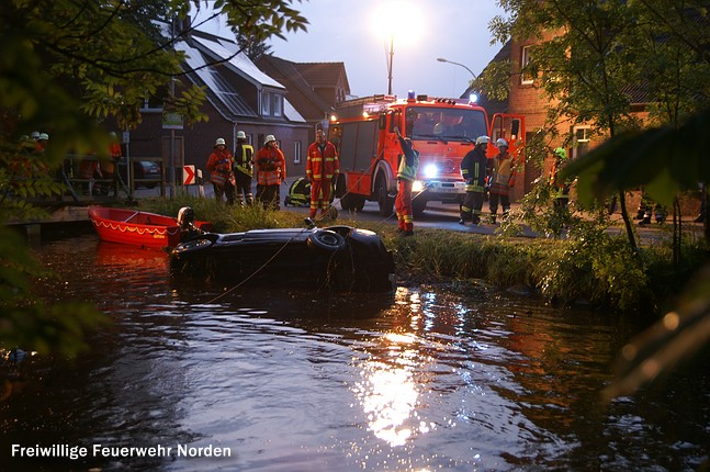 Verkehrsunfall, 07.08.2011