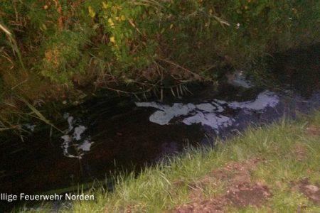 Gewässerverunreinigung, 21.08.2013