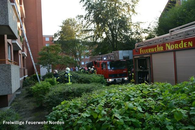 Küchenbrand, 22.08.2015