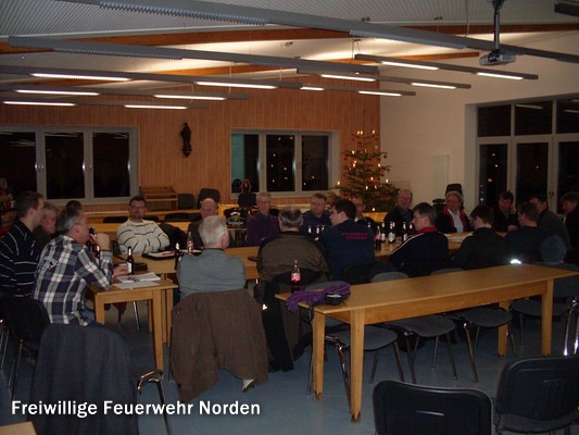 Treffen der Kreisbereitschaftsführung. 12.12.2011