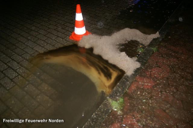 Ölschaden, 25.12.2012