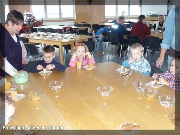 Kindernikolaus, 08.12.2012