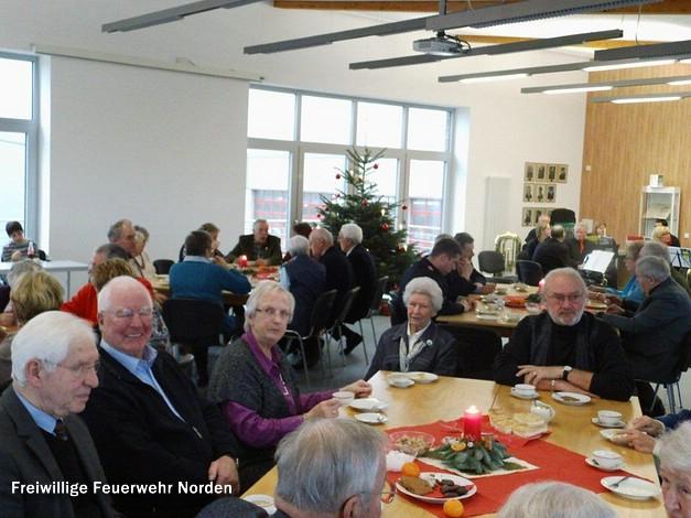Nikolausfeier Alterskammeraden, 09.12.2012