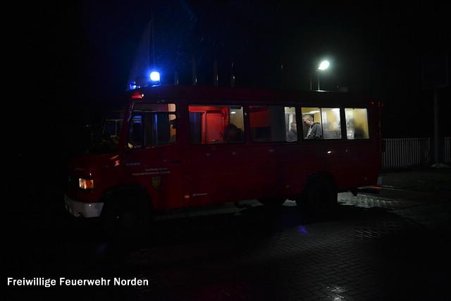 Stallbrand Ostermoordorf, 16.12.2012