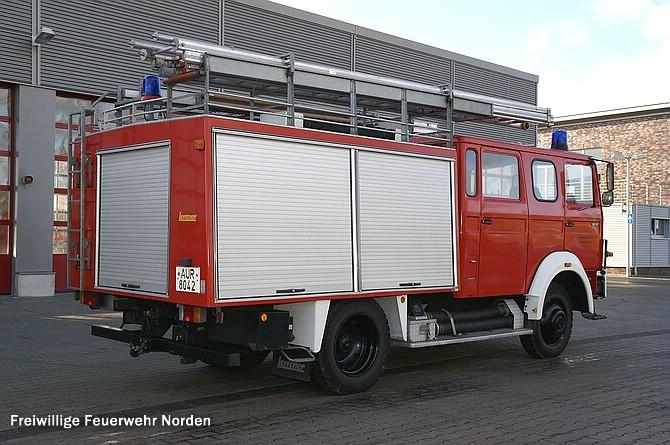 Löschgruppenfahrzeug 16-TS