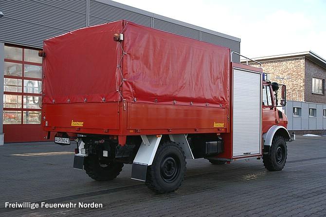 Schlauchwagen 2000