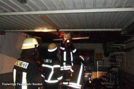 Unklare Rauchentwicklung, 16.02.2012