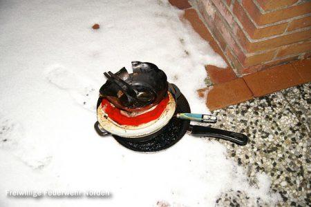 Unklarer Brandgeruch, 08.02.2012