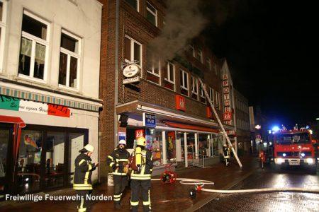Gebäudebrand, 24.02.2012