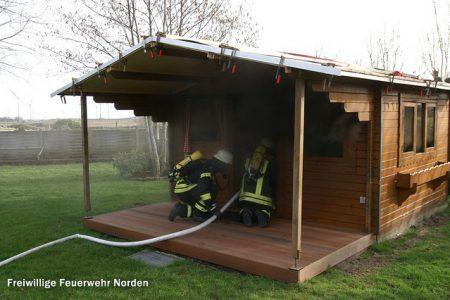 Schuppenbrand, 15.02.2014