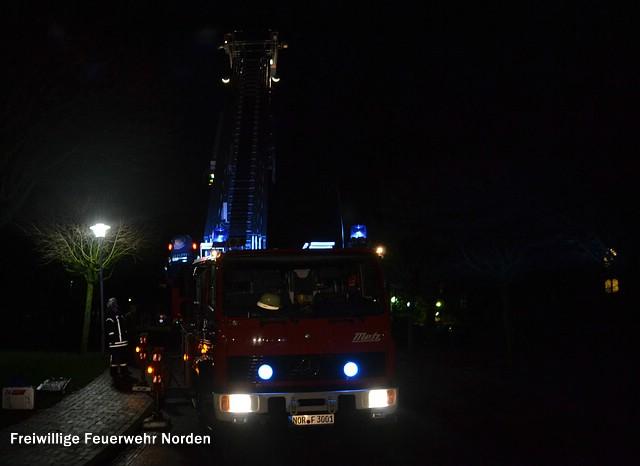 Unterstützung Rettungsdienst, 08.02.2014