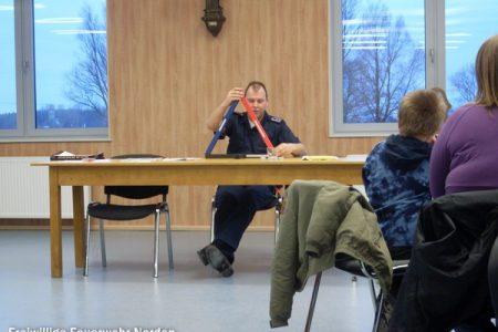 Kinderfeuerwehr zu Besuch, 24.01.2011