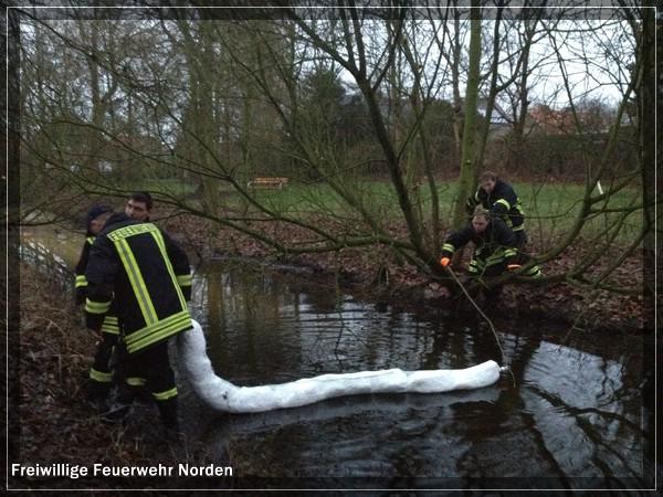 Gewässerverunreinigung, 03.01.2013