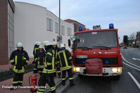 Ölschaden nach Motorradunfall, 04.01.2014