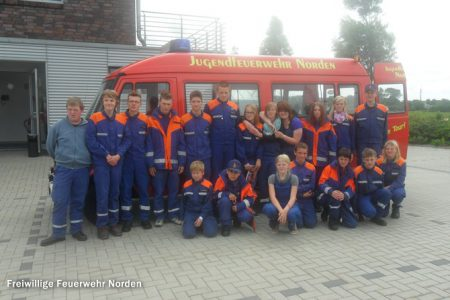 Zeltlager Appingedam, 20.07.12