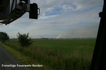 Großbrand, 07.07.2011