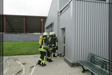 Übung Nordsee-Werkstatt, 04.07.2013