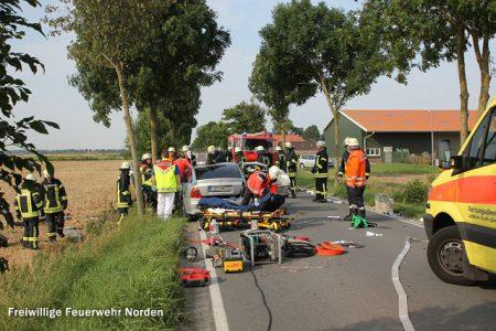 Verkehrsunfall, 02.08.2014