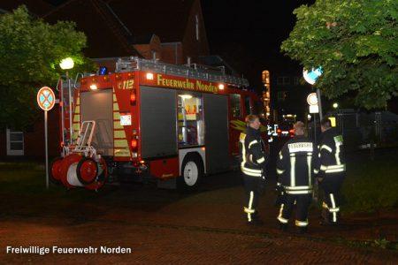 Küchenbrand, 26.07.2015