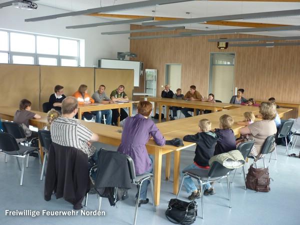 Erstes Treffen der Kinderfeuerwehr, 21.06.2011