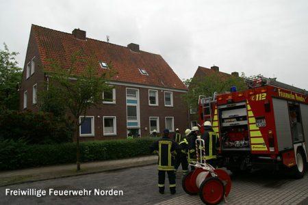 Küchenbrand, 08.06.2011
