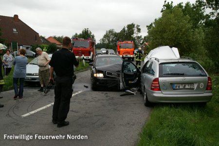 Verkehrsunfall, 29.06.2011