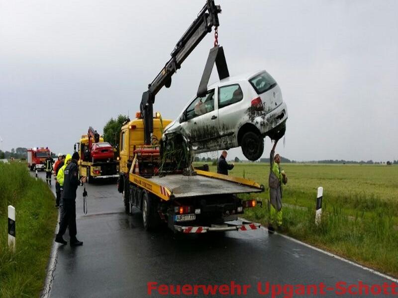Verkehrsunfall, 26.06.2014