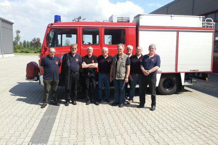Altersabteillung Lockweiler-Krettnich zu Gast, 08.06.2014