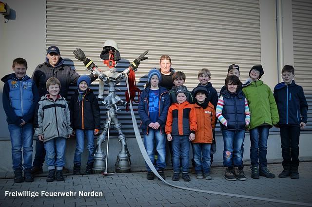 Kinderfeuerwehr Norden