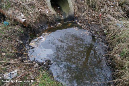 Gewässerverunreinigung, 10.03.2011
