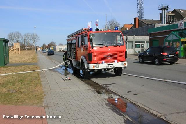 Zimmerbrand, 23.03.2013