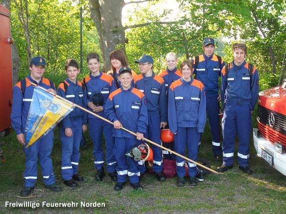 JF-Kreisentscheid, 07.05.2011