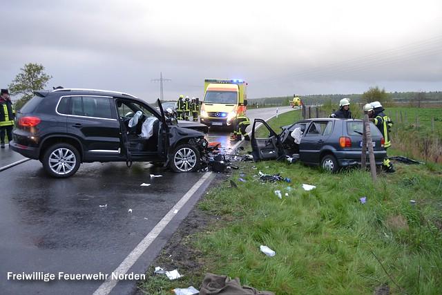 Verkehrsunfall, 13.05.2013